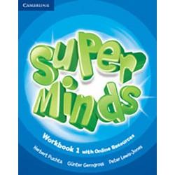 SUPER MIND 1º - ACTIVITY BOOK