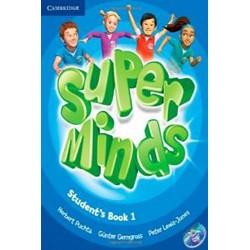 SUPER MIND 1º - PUPIL'S BOOK